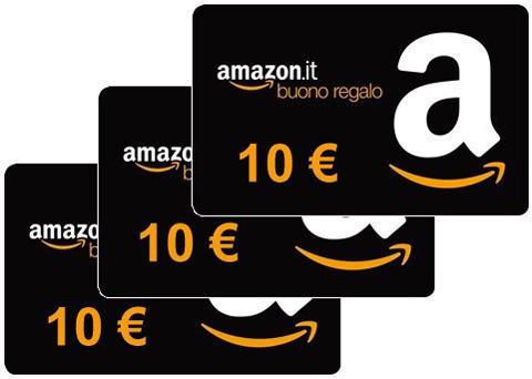 Buoni Amazon 10