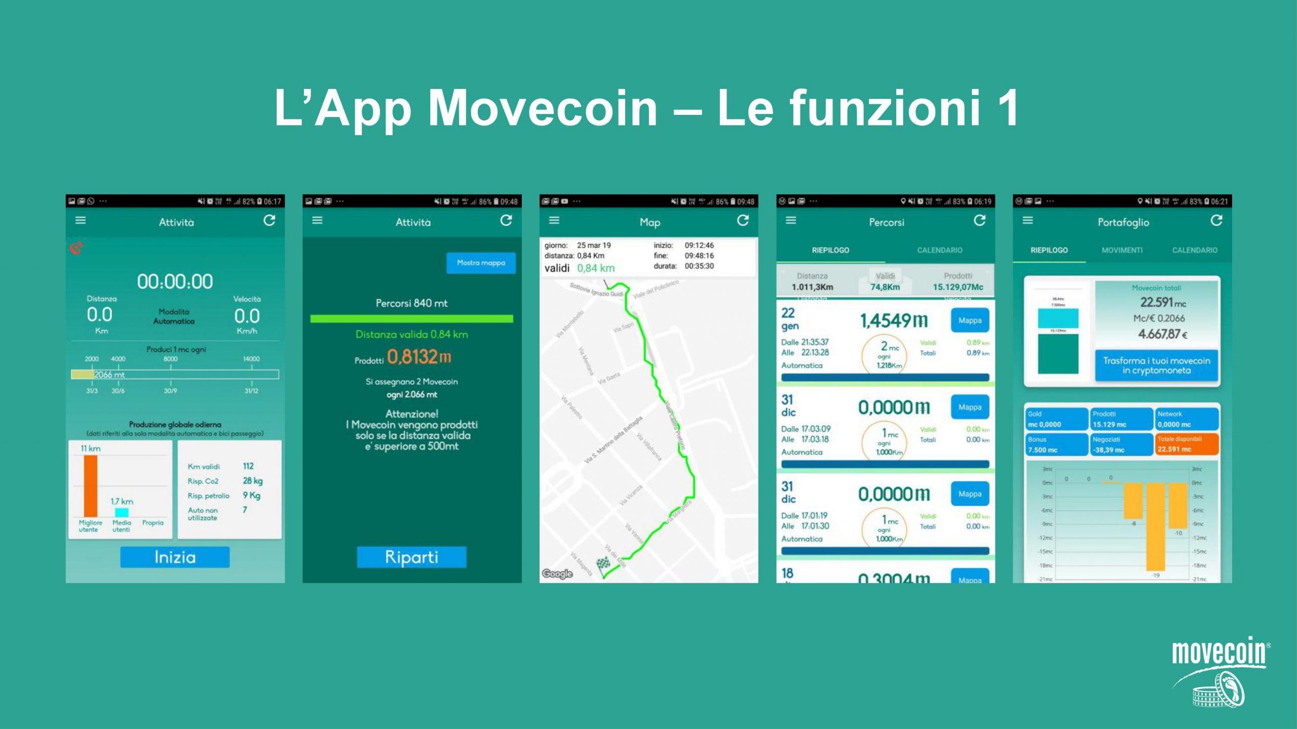 Il Move: come funziona l'app 3