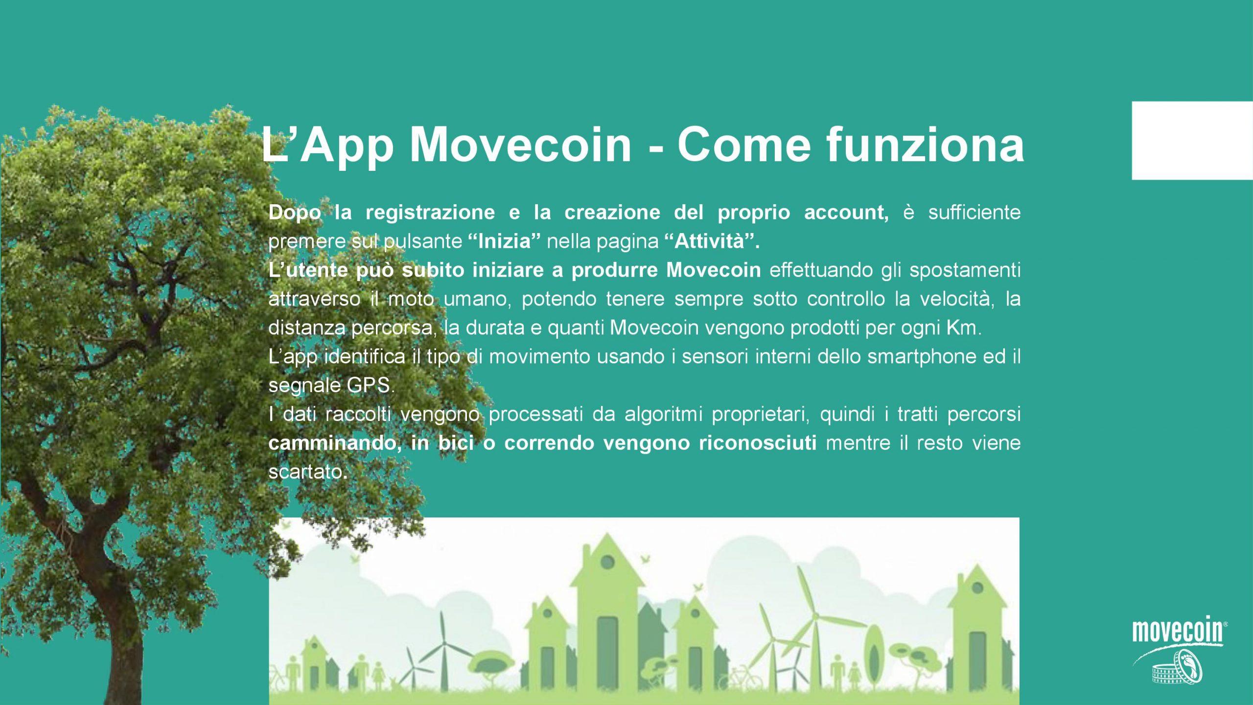 Il Move: come funziona l'app