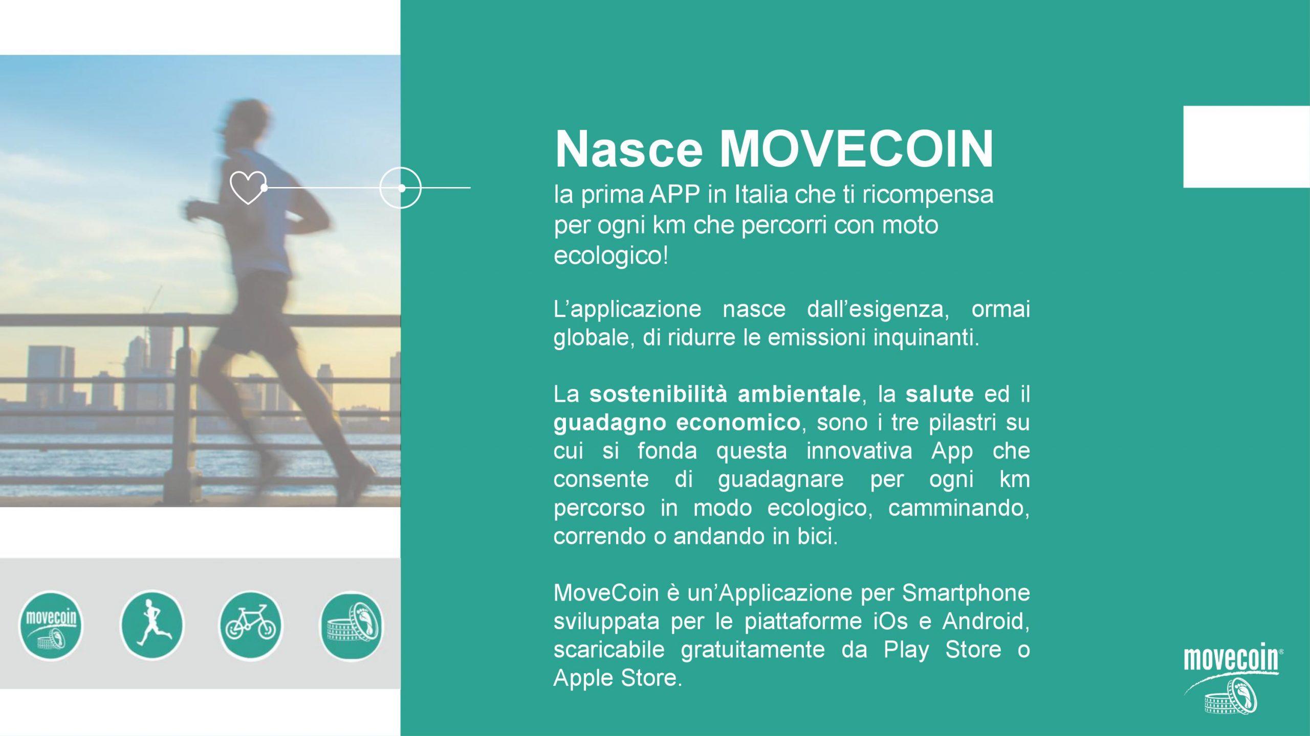 Il Move: nasce Movecoin