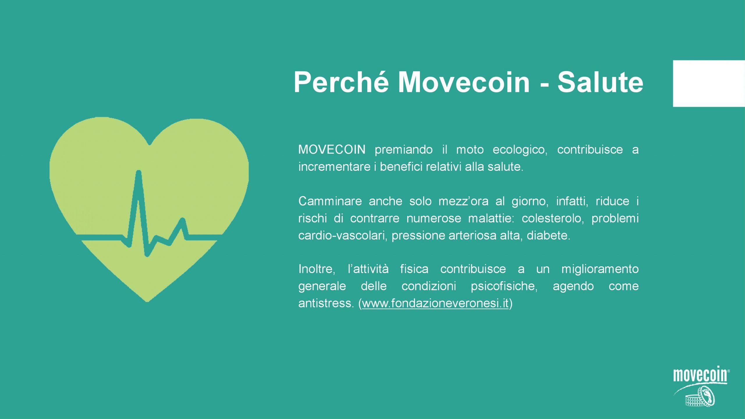 Il Move perché: la salute
