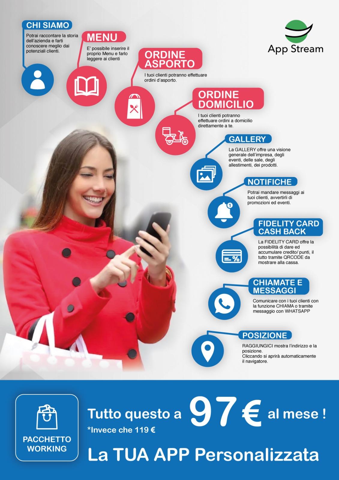 Crea la tua APP personalizzata a solo 97 euro al mese! - 1 -