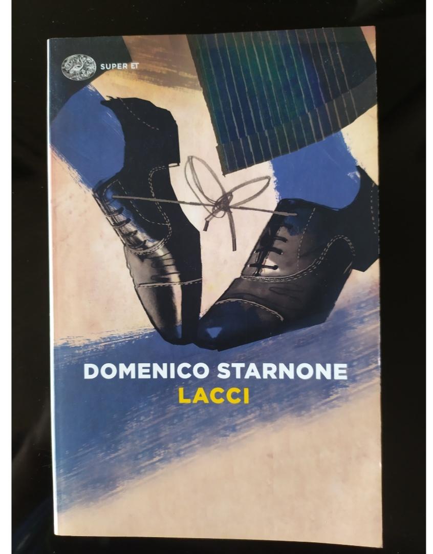 """Libro """"Lacci"""" di Domenico Starnone - 1 -"""