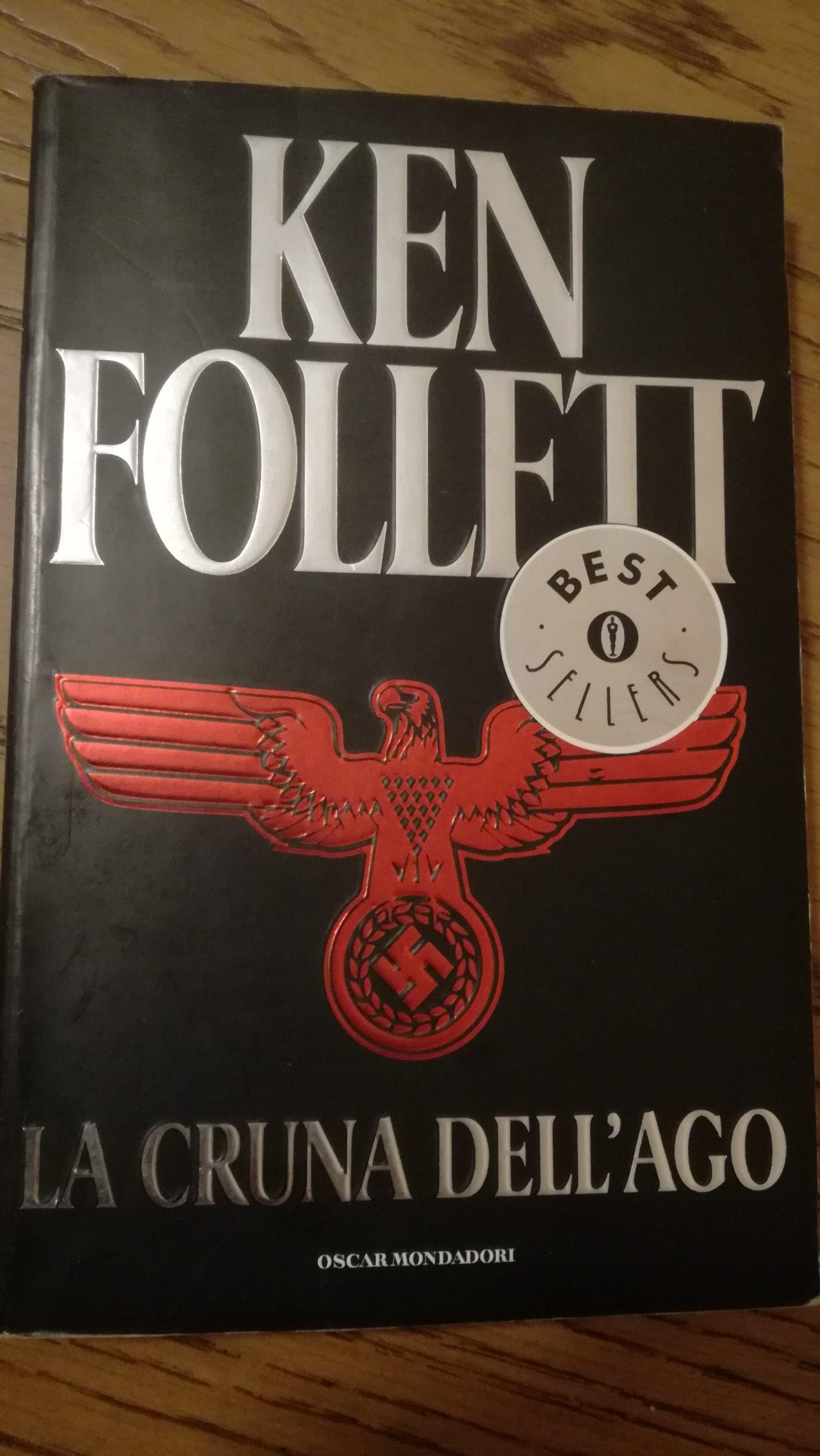 """""""La cruna dell'ago"""" di Ken Follett - 1 -"""