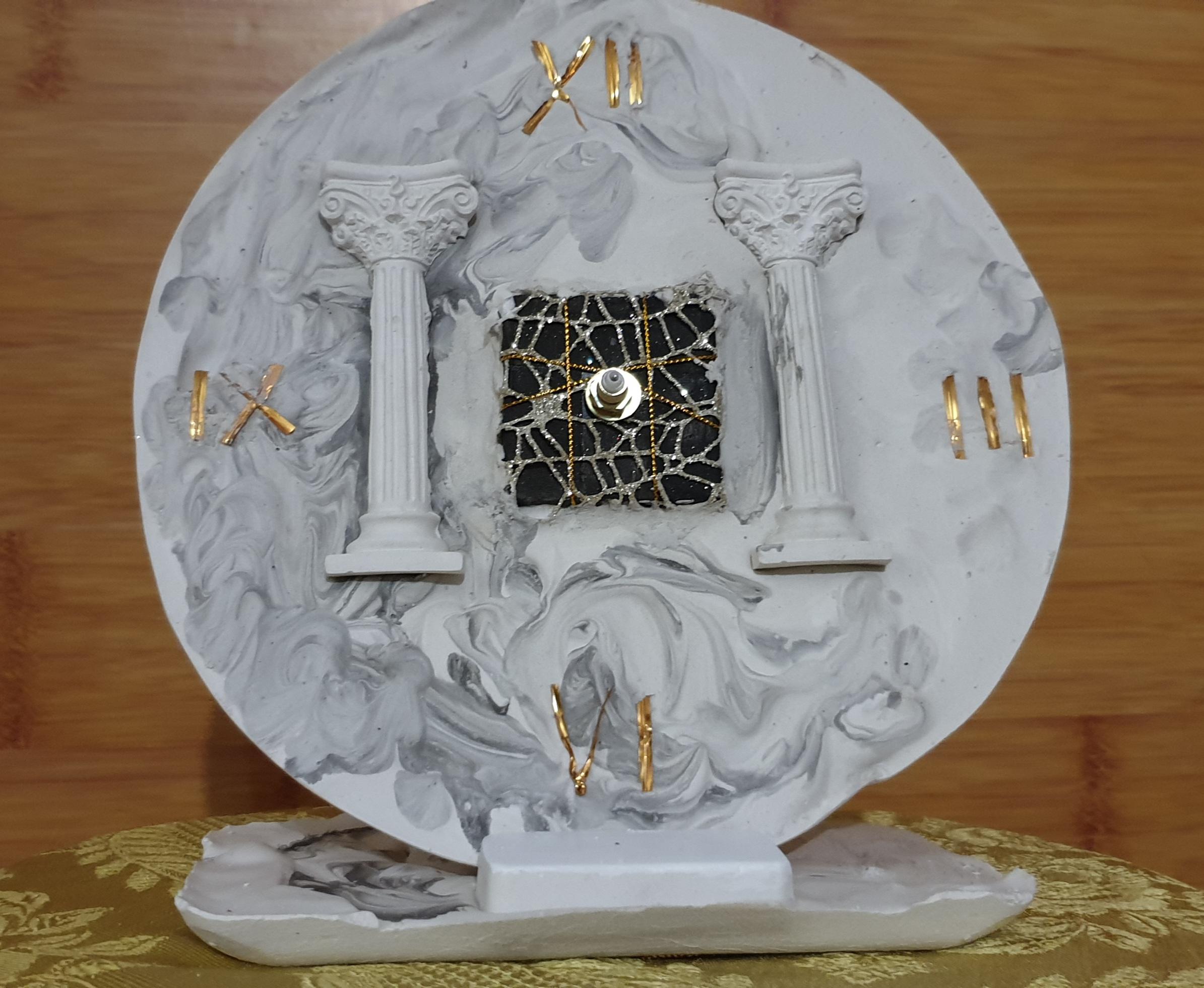 Orologio artigianale - 1 -